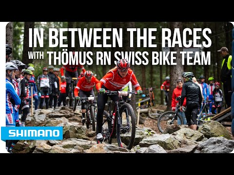 In Between The Races with Thömus RN Swiss Bike Team | SHIMANO