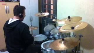 Drum Cover - Vai e Chora - (Sorriso Maroto) - Ivan Luis Batera