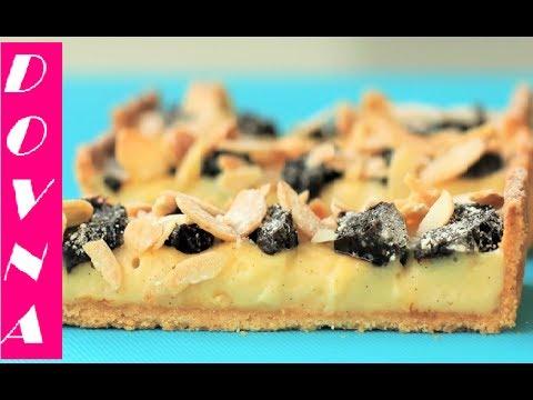 торт с заварным кремом и черносливом от Dovna Enterprises