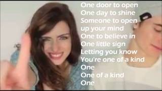 Chris & Kirsten Collins @TheCollinsMusic - 'One' Lyrics