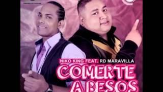 REGGAETON ROMANTICO SETIEMBRE 2013 ♥ Comerte a Besos - Niko King Ft RD Maravilla