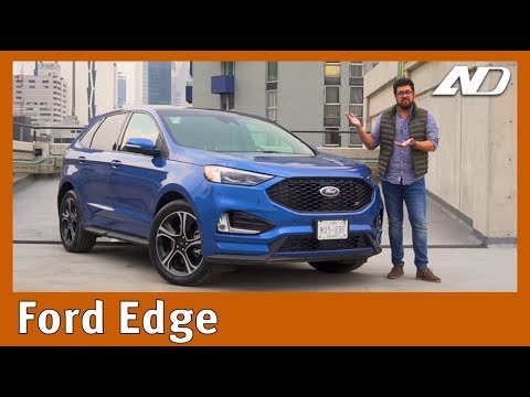 """Ford Edge ST - ¡Un Focus ST en esteroides"""""""