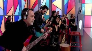 José Augusto & Banda - Quero me apaixonar (Programa Encontro com Fátima Bernardes)