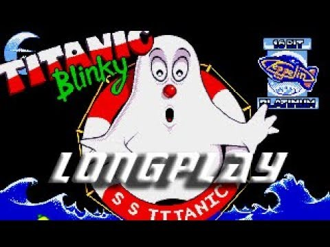 Titanic Blinky (Commodore Amiga)  Longplay