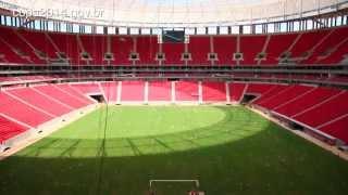 Estádio Nacional de Brasília Mané Garrincha: conheça os detalhes da arena