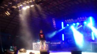 Kajman - Moje pięć minut (Live) Mazury Hip Hop Festiwal 2013