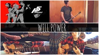 Persona 5 - Will Power Cover Feat Josh Nielsen
