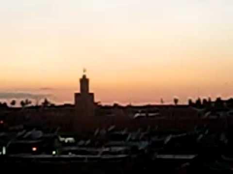 Marrakech / Cafe de France