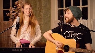 """""""You and I"""" Ingrid Michaelson LIVE Acoustic Cover - Sophie Koorhan (feat. David Herman)"""