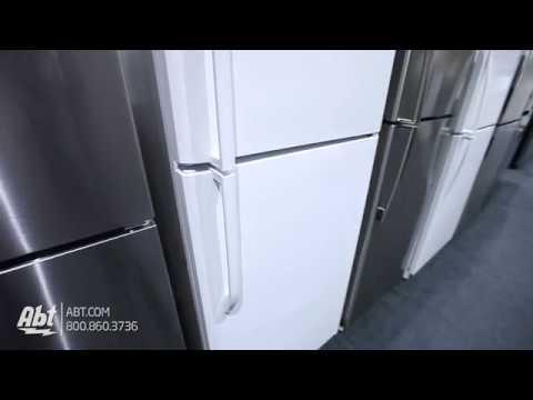 Frigidaire Top Freezer Refrigerator FFTR1821QW Tour