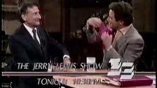 KRLD Jerry Lewis Show promo, 1984
