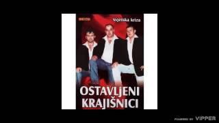 Ostavljeni Krajisnici - Potjernica - (Audio 2007)