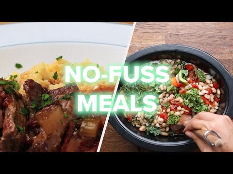 5 Fuss-Free Slow Cooker Dump Dinners ?Tasty