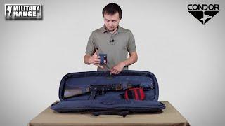 video - Taška na dlouhou zbraň CONDOR JAVELIN