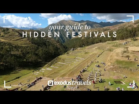 Exodus Travels - Your Guide To Hidden Festivals