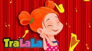 Instrumente muzicale - Cântece pentru copii   TraLaLa