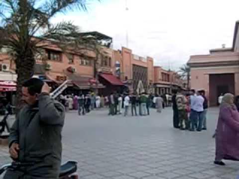 Marrakech  / Place Djemaa el Fna