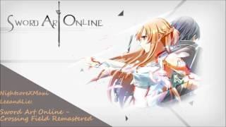 NIGHTCORE Amanda Lee - Sword Art Online - Crossing Field Remastered