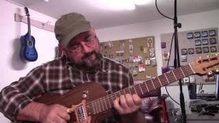 Mr Sandman Chet Atkins Cover   (Guitar Finger picking Instrumental)