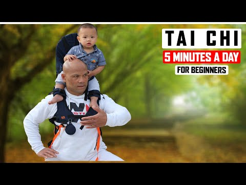 Tai Chi Hand Exercise 5 Minutes A Day for Beginners ✅