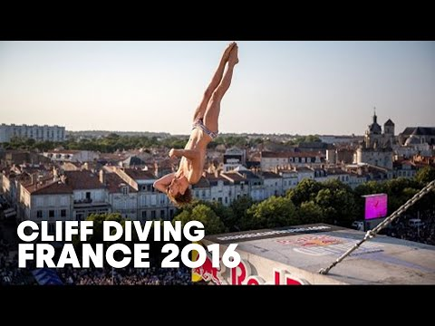 The World's Most Difficult Dives in La Rochelle | Cliff Diving World Series 2016