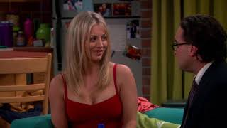 Leonard le hace una promesa de matrimonio a Penny - The Big Bang Theory (LATINO HD)