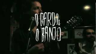 The Ring of Fire Ao vivo (Johnny Cash Cover BlueGrass ) - O Bardo e o Banjo