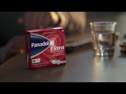 Panadol Commercial - George Ritchie