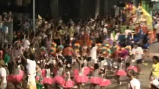 Desfile da Escola de Samba Mirin Vila do Carmo
