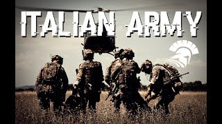 "Italian Army - ""Esercito Italiano"" 