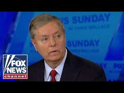 Lindsey Graham warns 'a lot is at stake this election'