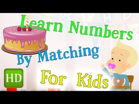 Learning Numbers for Toddlers