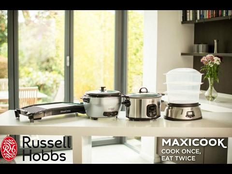 Russell Hobbs serie MaxiCook är här!
