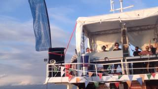 Pan Pot on the Boat @ Sonus Festival 17/08/2015