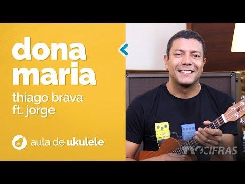 TV Cifras - Dona Maria - Thiago Brava Feat Jorge