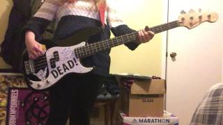 My Chemical Romance - I'm Not Okay (I Promise) [Bass Cover] (TABS)