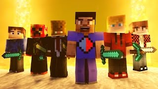 "Minecraft Song ��� ""My Mine"" a Minecraft Song Parody (Minecraft Animation)"