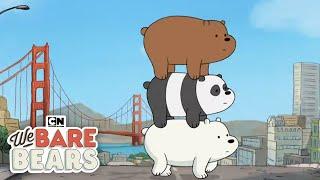 Open | We Bare Bears | San Diego Comic Con I  Cartoon Network