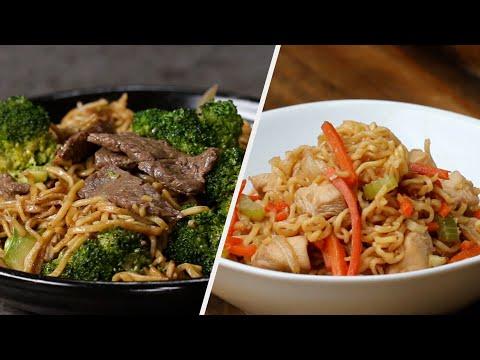 How To Make Chow Mein 5 Ways ? Tasty Recipes
