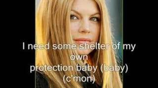 Fergie feat Sean Kingston - BIG GIRLS DONT CRY with lyrics