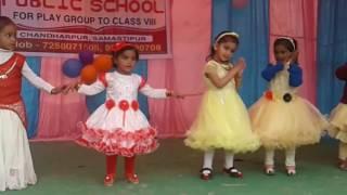 Pihu school dance machhli jal ki rani hai