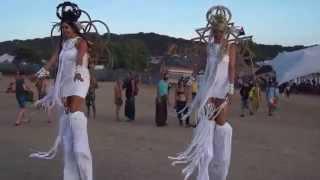 Mystika Circus @ Boom Festival 2014 - Eat Static live
