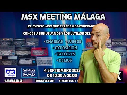MSX MALAGA MEETING   ALLI ESTUVIMOS Y TE LO CONTAMOS!!!