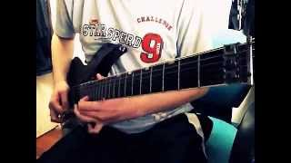 Bullet For My Valentine - Raising Hell SOLO COVER