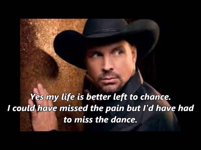 Video de la canción The Dance de Garth Brooks