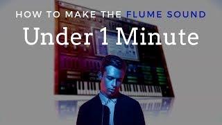 Flume Sound Design Tutorial & Project File