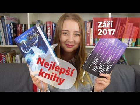 Nejlepší knihy: Září 2017 - Žena v okně, Sexkomiks, Doupě i Potter
