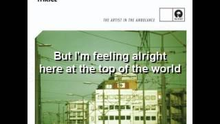 Cold Cash and Colder Hearts - Thrice (Lyrics)