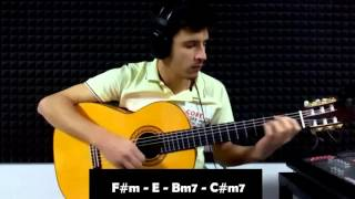 Ya no soy un crío - Juanito Makandé (Cover Guitarra) Acordes Guitarra Tutorial