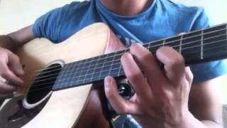 Say the word- Hillsong United- guitar riff